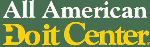 All American Do It Center Logo