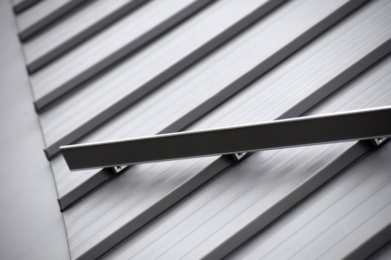 Concealed Fastener Standing Seam Metal Roofing Systems Are Made to Last