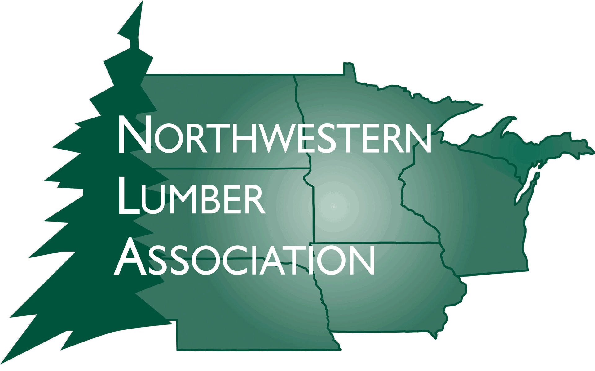 Northwestern Lumber Association Logo