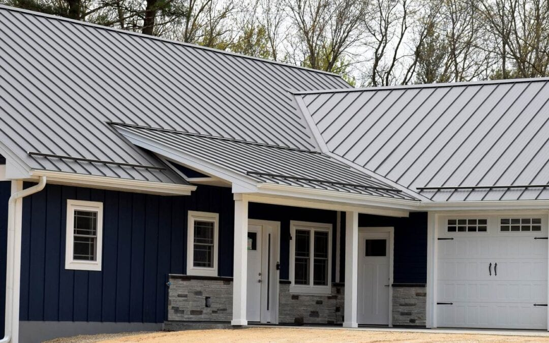 How Metal roofing Impacts your Home Value