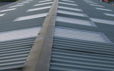Industrial or Commercial Roofing Replacement